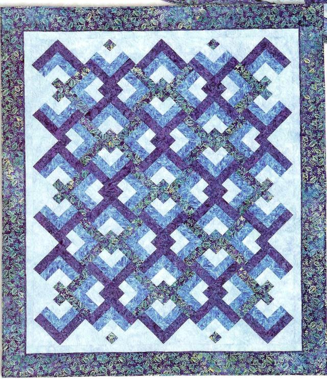Quilting Pattern Lovers Knot : classes